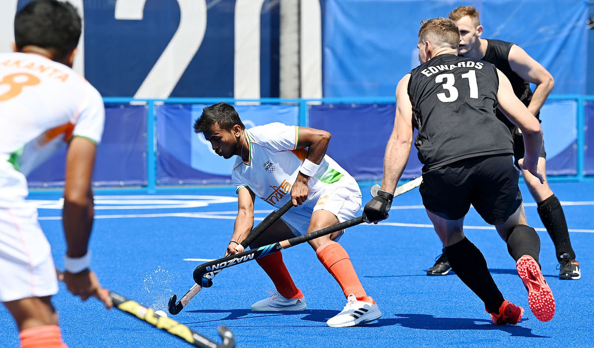Olympics Hockey: India overpower Argentina 3-1, confirm place in quarter-finals