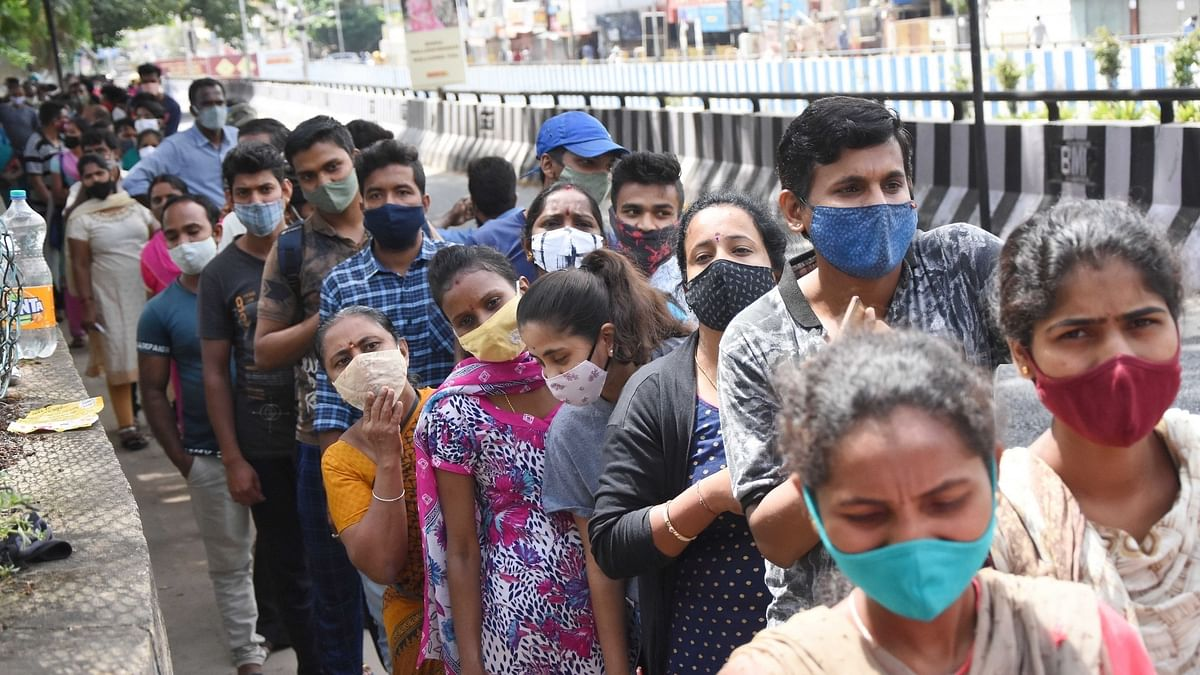 India logs 817 COVID-19 deaths, 45,892 fresh cases of infection in last 24 hours