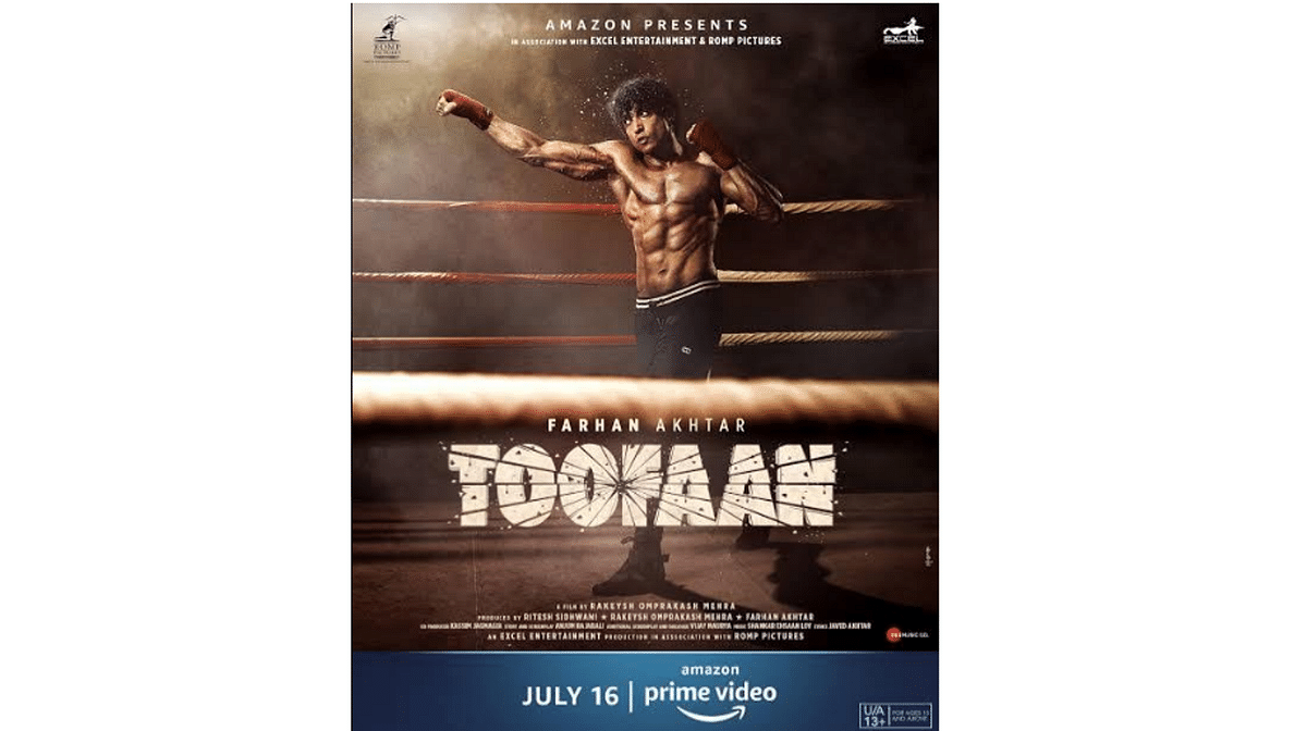 Good performances, but this Toofan lacks the punch
