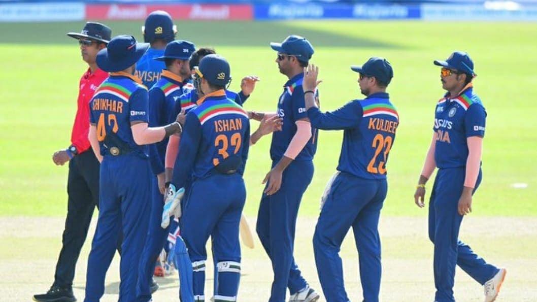 2nd ODI: Sri Lanka score 275/9 in 50 overs against India