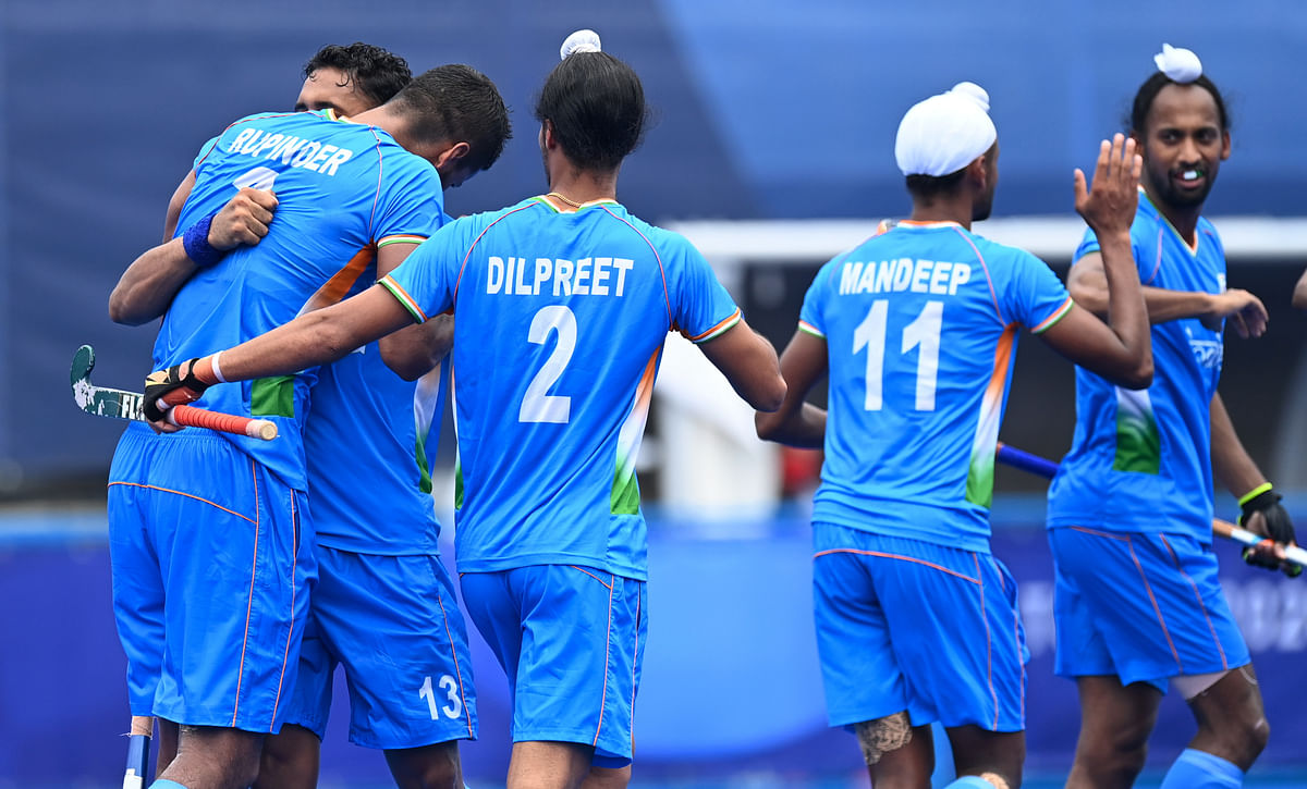 Olympic Men's Hockey: India to face defending champions Argentina in their fourth league match