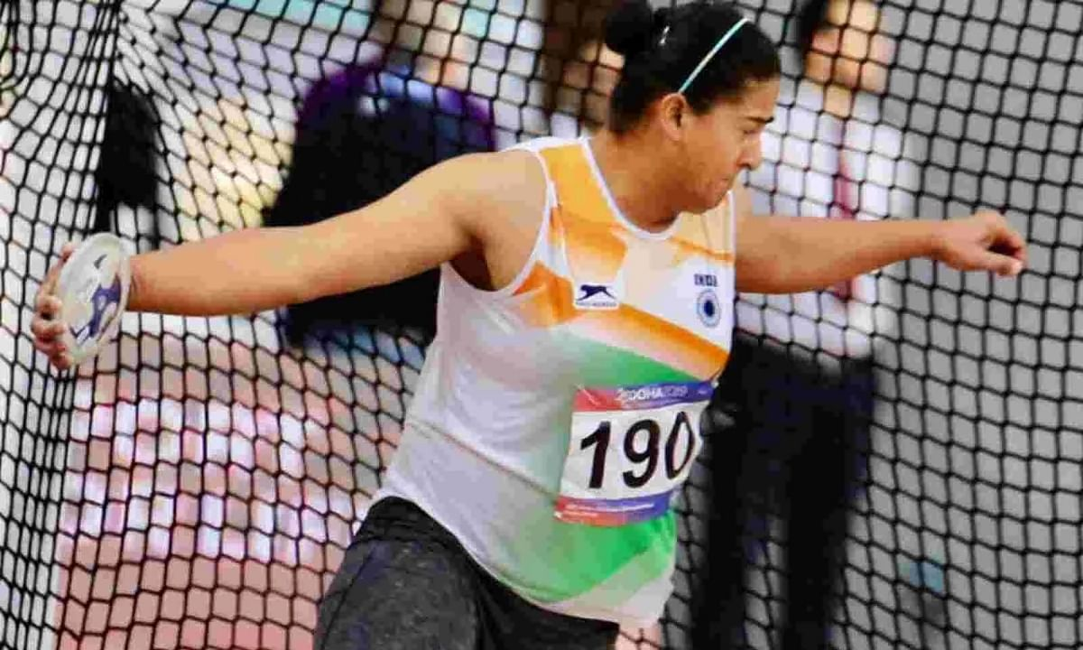Olympics: Kamalpreet comes up with scintillating throw, qualifies for discus final