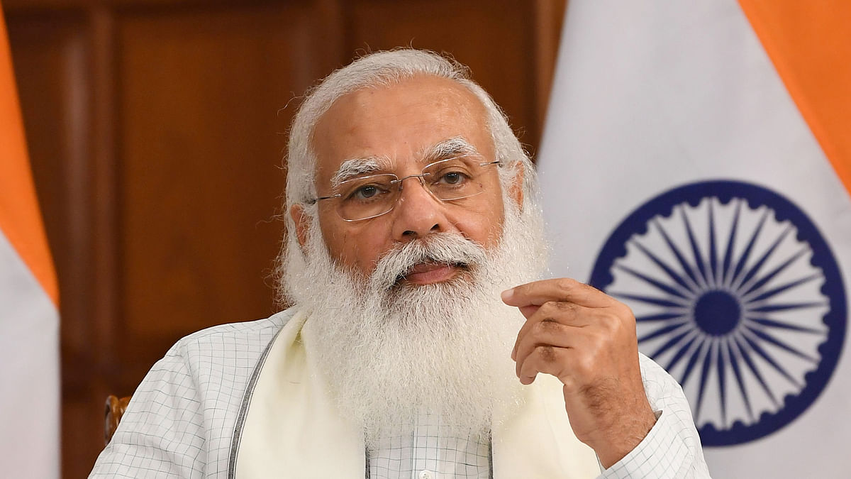 Modi chairs CCS meeting on Afghanistan situation, Indians' safety