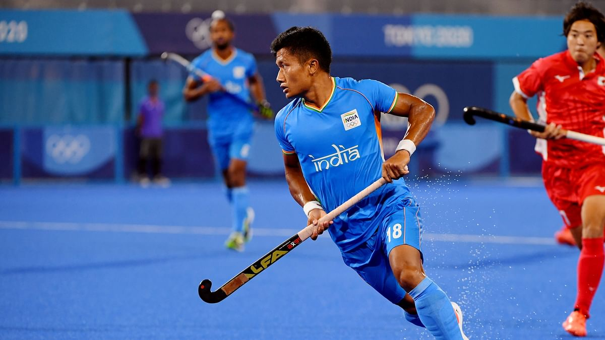 Olympics: India down Japan 5-3, to face Great Britain in QF