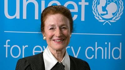 UNICEF chief Henrietta Fore resigns 'with a heavy heart'