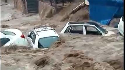 Himachal flash floods: One dead, five rescued, nine still missing