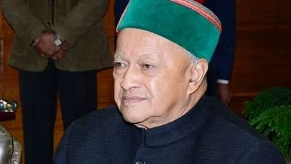 Six-time Himachal CM Virbhadra dies of post-Covid complications