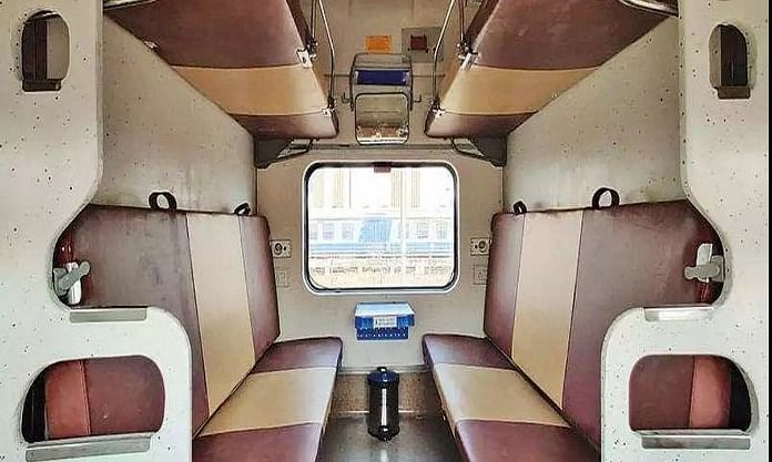 Western Railway starts to run Mumbai Rajdhani Express with new upgraded Tejas rakes