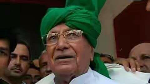 Former Haryana CM OP Chautala released from Tihar jail