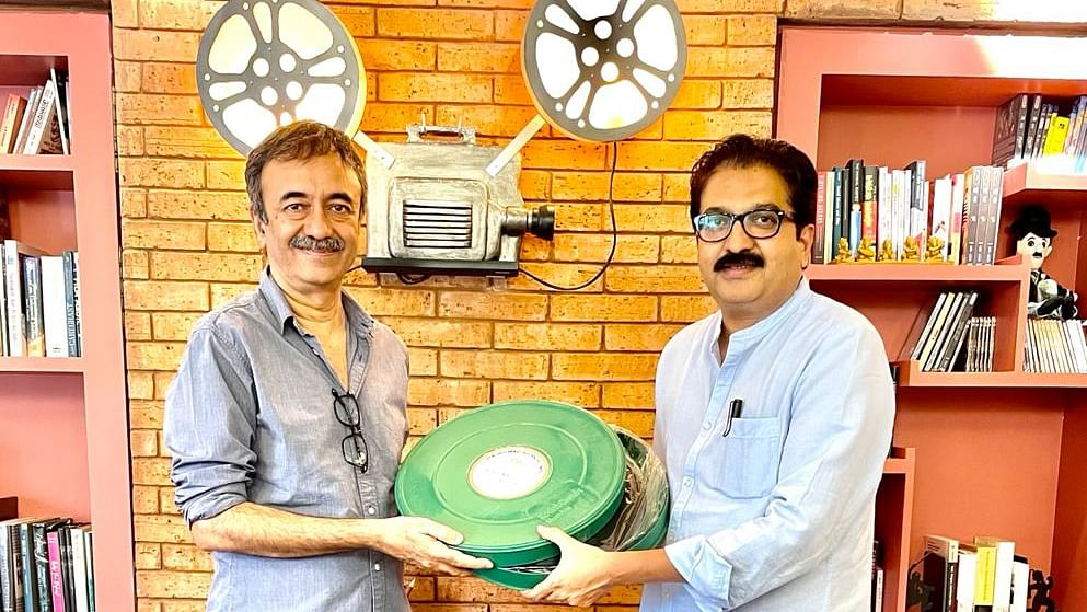 Rajkumar Hirani's 'PK', one of the last films shot on celluloid in India, now in NFAI Collection