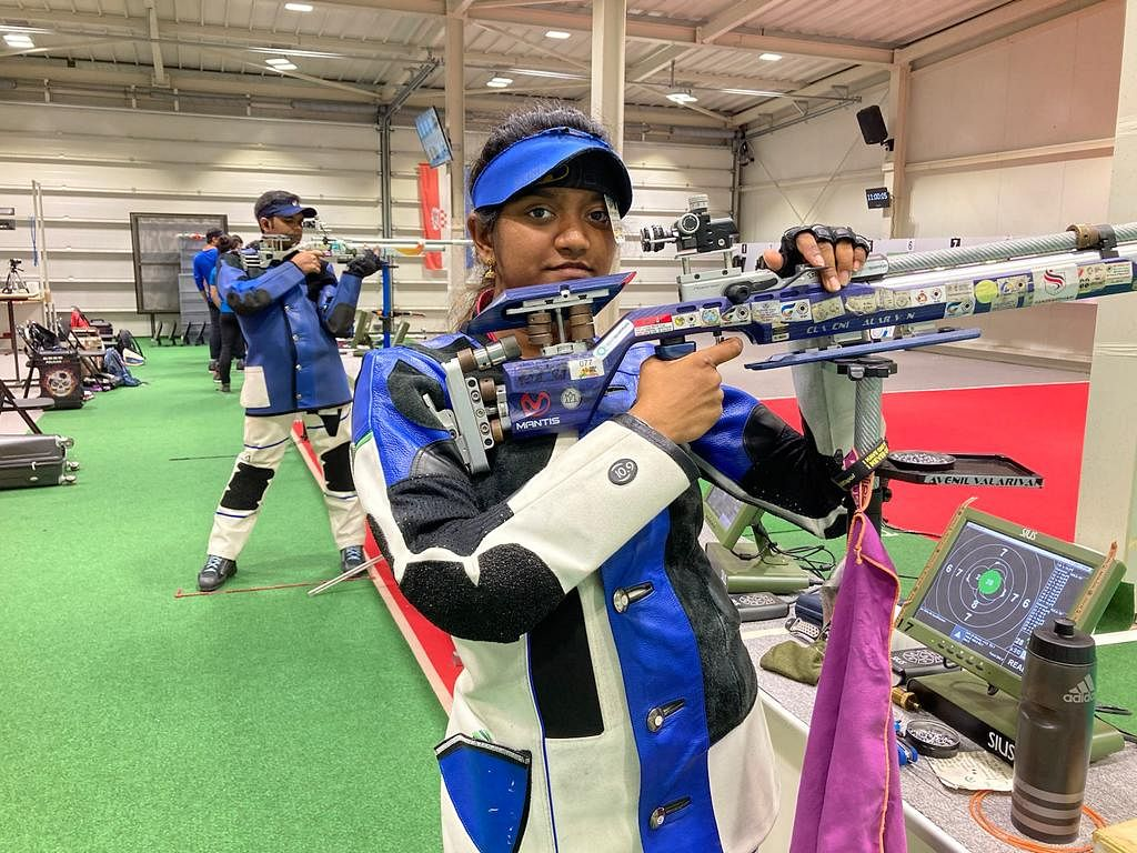 Apurvi, Elavenil, Chaudhary and Verma to launch India's shooting campaign at Olympics