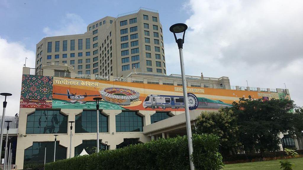 Gandhinagar railway station project depicts change in mindset: Modi