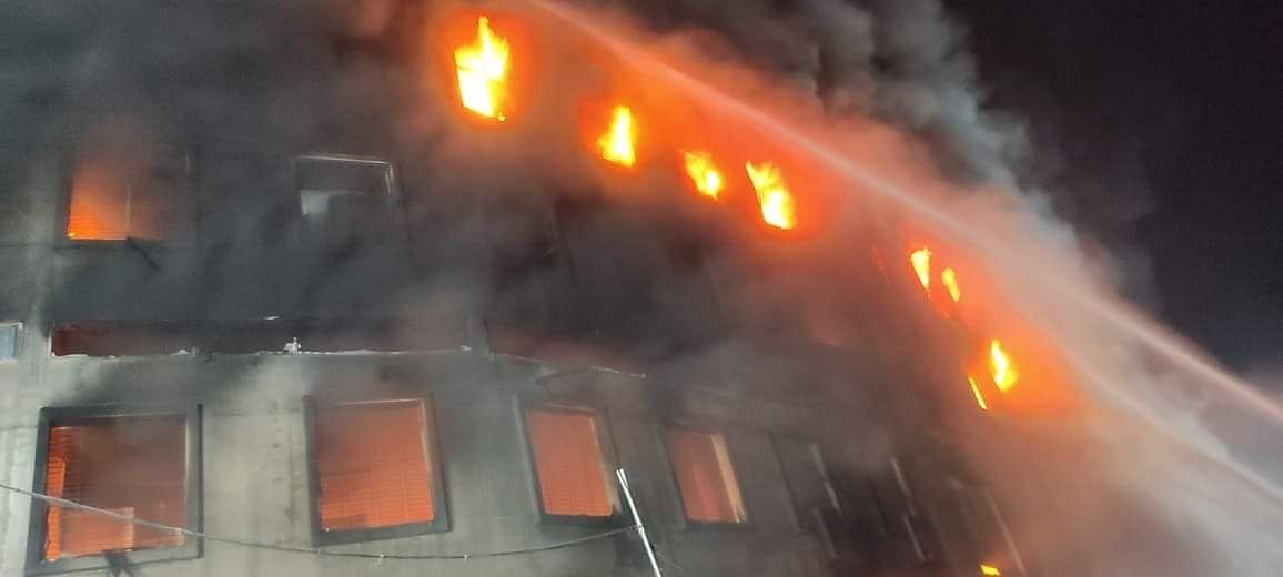 Bangladesh factory fire toll reaches 52
