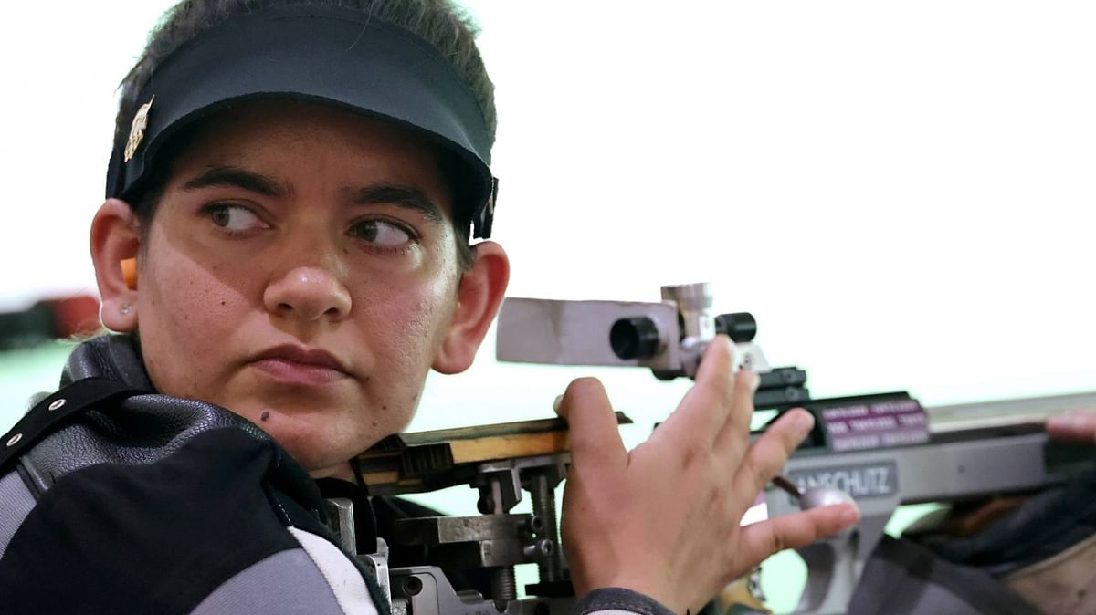 Olympics: Anjum and Tejaswini fail to reach 50m rifle 3 positions final