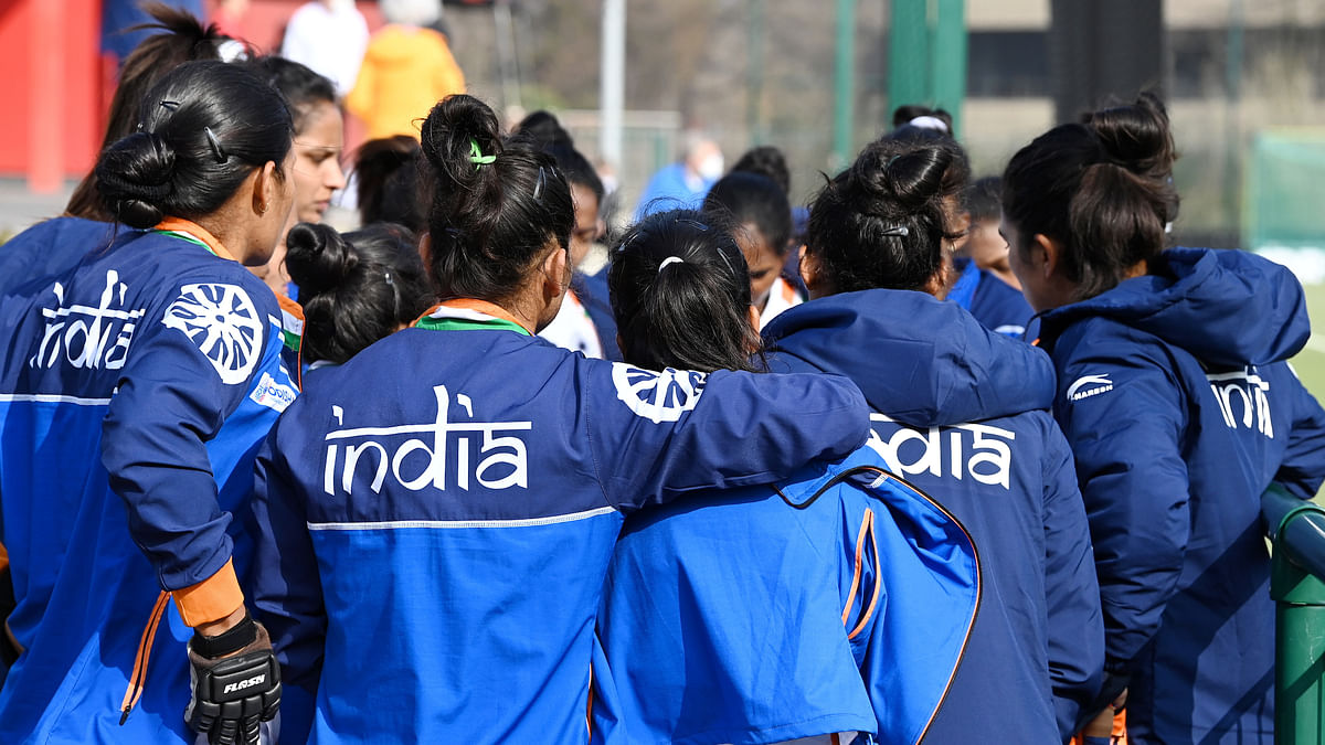 """""""Women's hockey team is mentally tougher than before"""": Former India coach Neil Hawgood"""