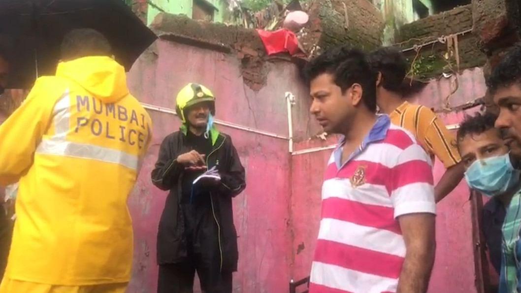10 killed in landslide as rains pound Mumbai, MMR