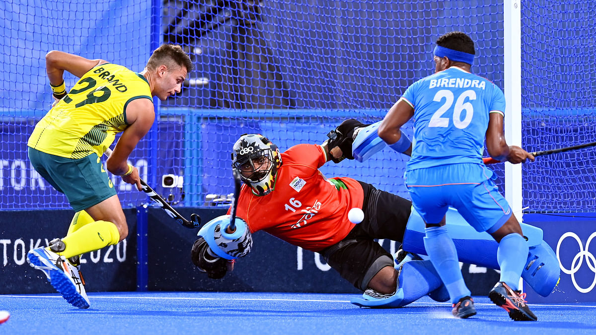Ruthless Australia thrash India 7-1 in a Pool A  match of Olympic Hockey