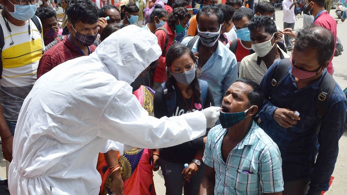 India registers 38,079 new COVID-19 cases, 560 deaths in last 24 hours