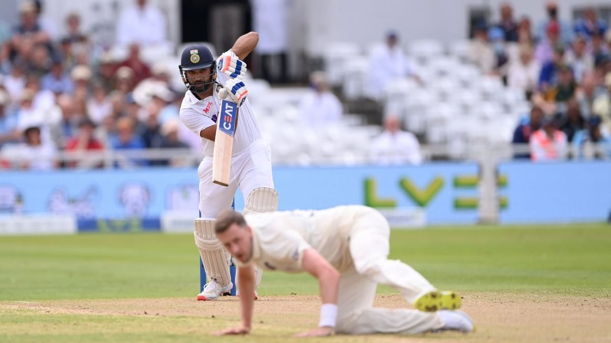 1st Test: Anderson strikes, India reduced to 125/4 after lunch