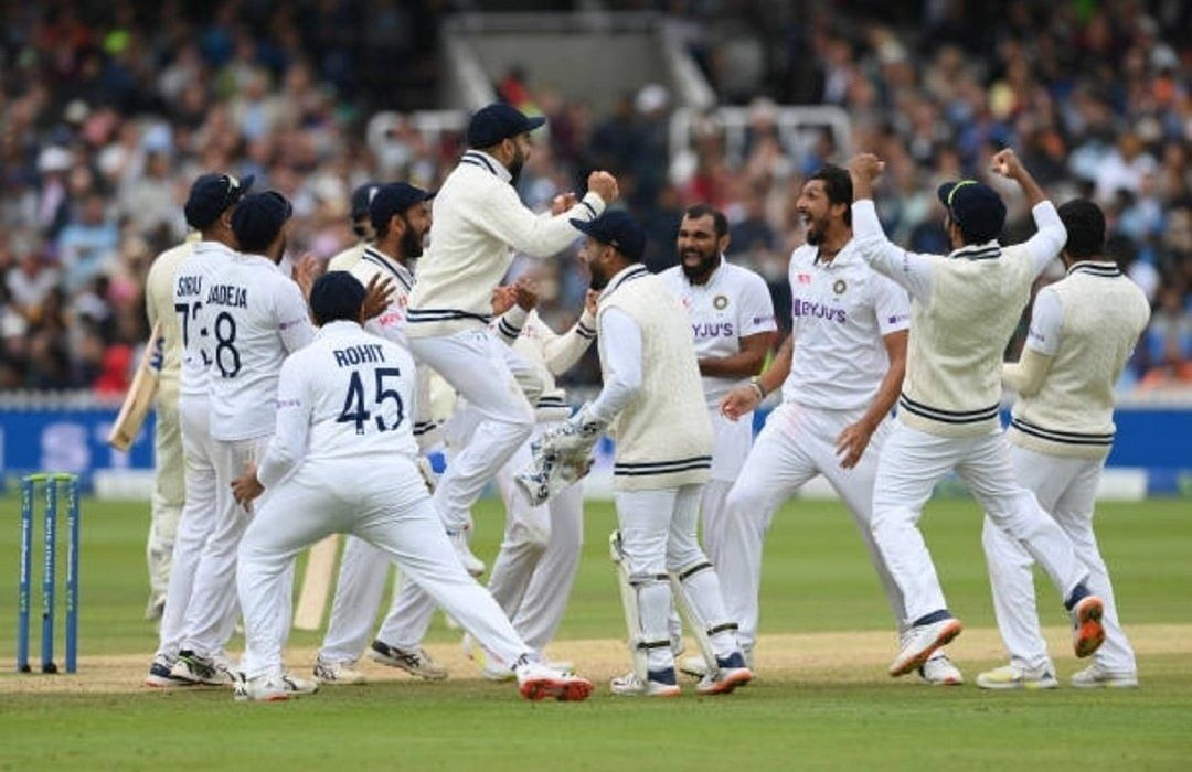 2nd Test: Bowlers shine with bat too as India beat England by 151 runs at Lord's
