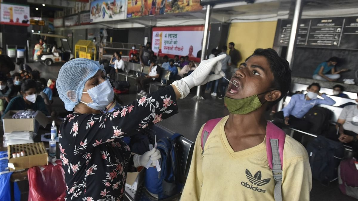 India logs 417 COVID-19 deaths, 32,937 new cases of infection in last 24 hours