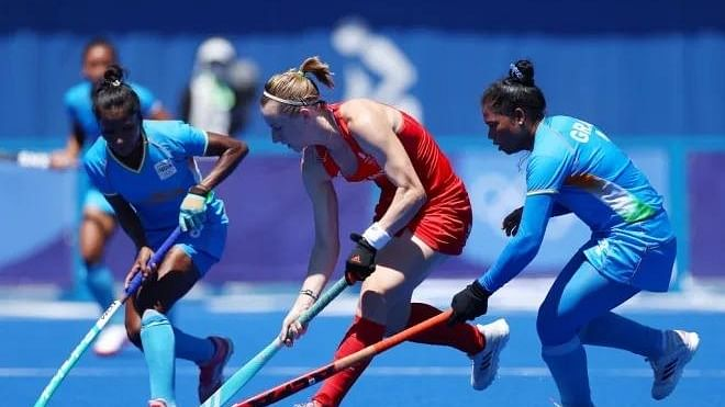 Olympic hockey: India miss bronze medal after 3-4 defeat to Great Britain