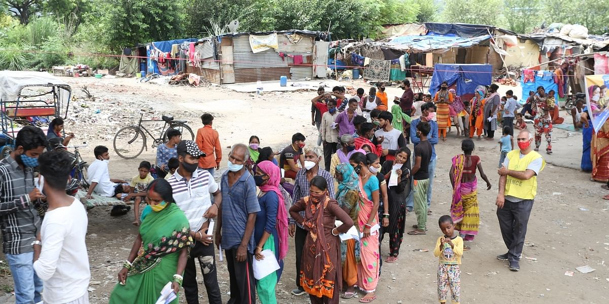 India logs 533 COVID-19 deaths, 42,982 fresh cases of infection in last 24 hours