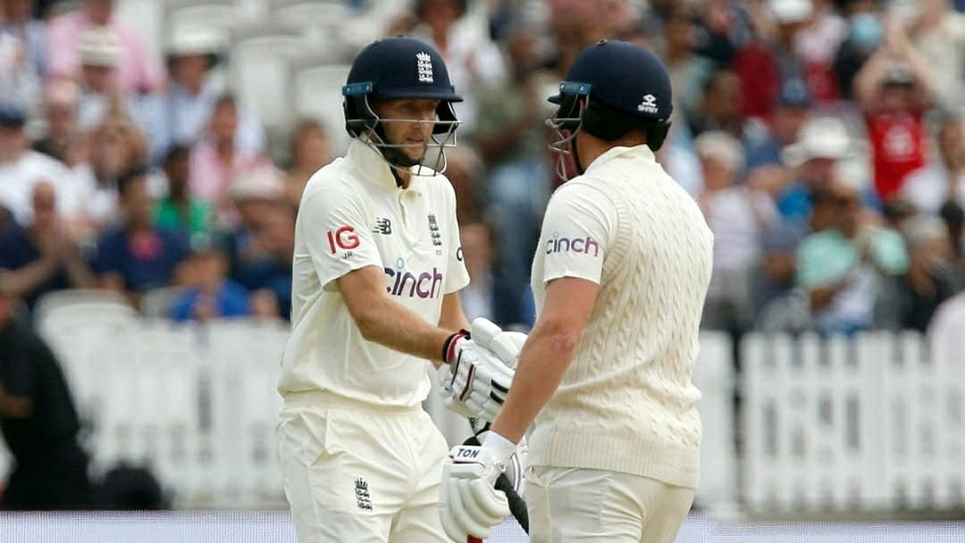 Lord's Test: Root & Bairstow stitch big partnership, put India on the back foot