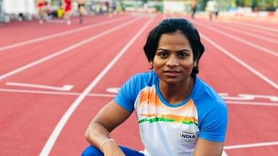 Olympics: Dutee clocks 23.85 sec, finishes 38th out of 41 athletes in 200m