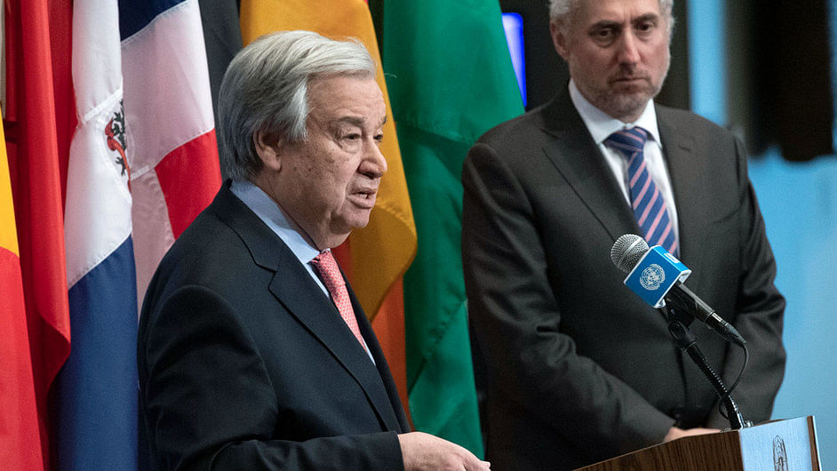 Afghanistan: UN chief condemns terrorist blasts near Kabul airport