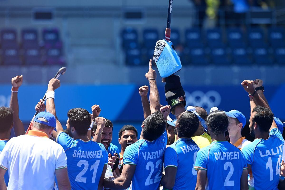 Hockey: India beat Germany 5-4 to win historic bronze medal at Tokyo Olympics