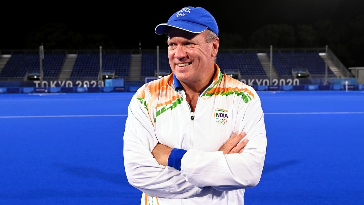Setting up some milestones to prepare hockey team for World Cup and Paris Olympics: Coach Graham Reid