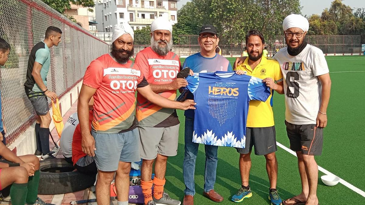 One Team One Dream: A delightful obsession of fans of Indian Hockey