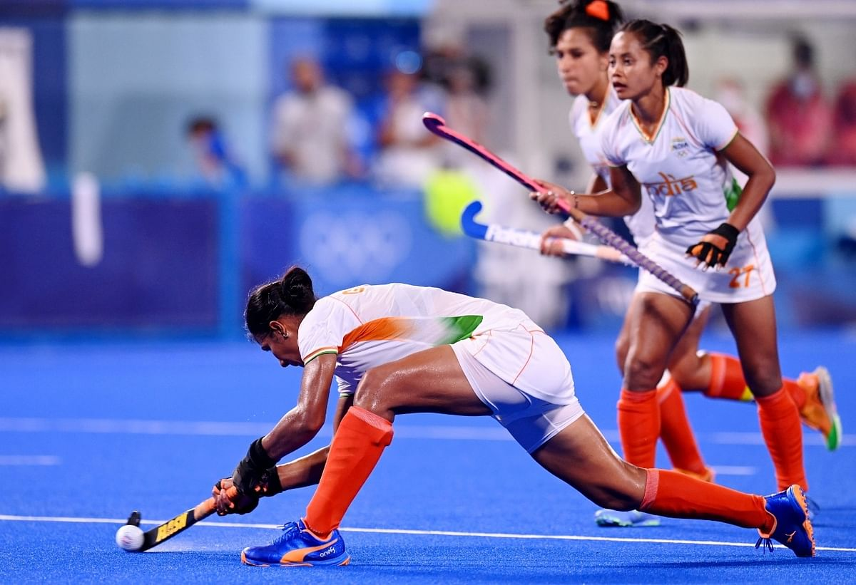 Olympic hockey: Indian women lose semi-final 1-2 to Argentina, to play for bronze