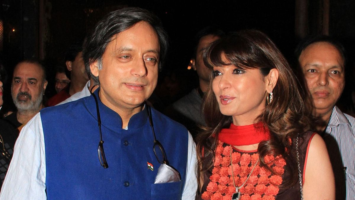 Nothing on record to show Tharoor incited Sunanda Pushkar to commit suicide: Court