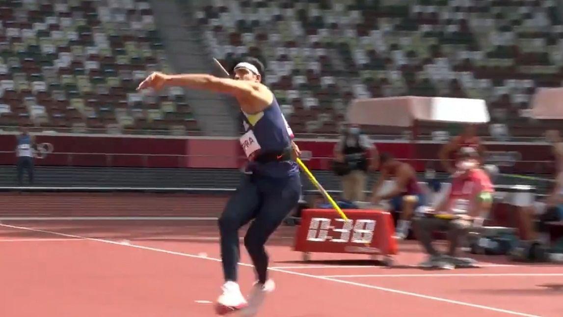 Javelin thrower Neeraj Chopra tops qualification with 86.65m effort
