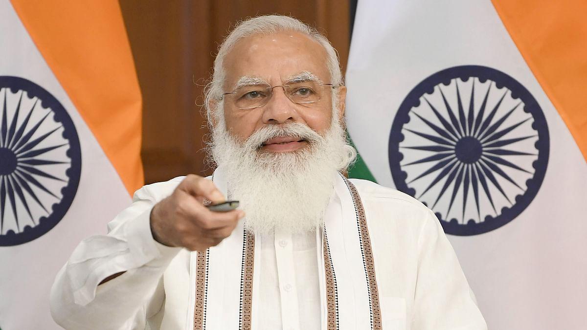Modi launches digital payment solution e-RUPI