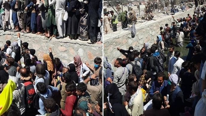 Blast at Kabul Airport; 11 dead, say Taliban