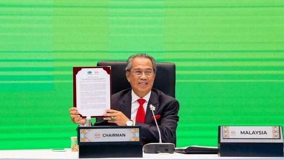 Malaysian PM resigns after losing majority support in Parliament