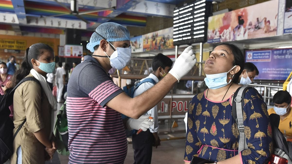 India reports 464 COVID-19 deaths, 44,643 new cases of infection in last 24 hours