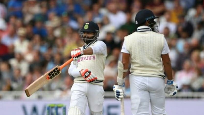 1st Test: India take 95-run first-innings lead on rain-hit third day