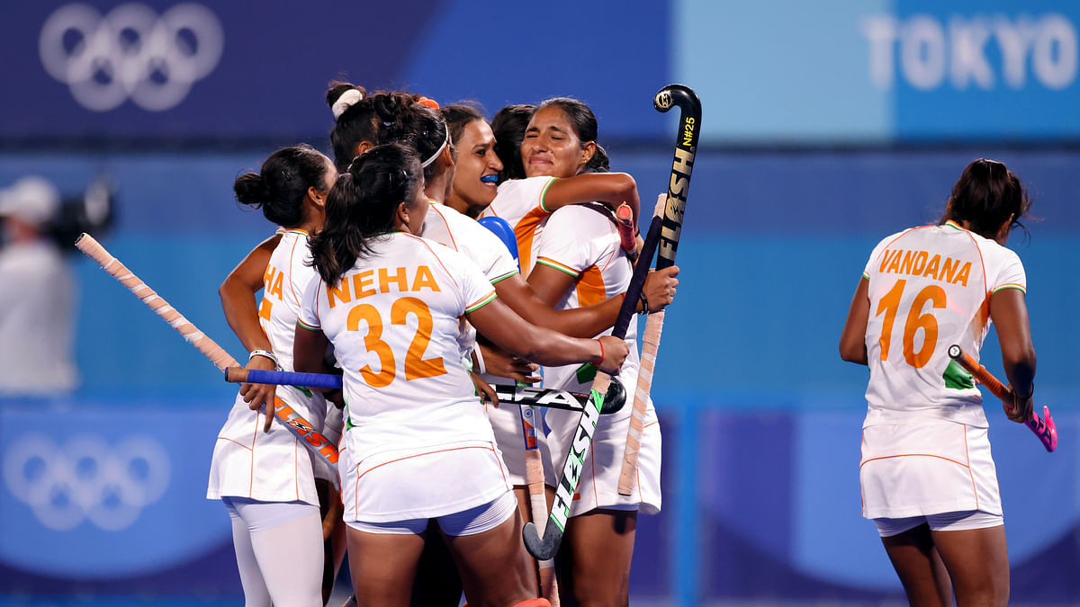 Hockey: Indian women valiant in defeat, go down 1-2 to Argentina in Olympics semi-final