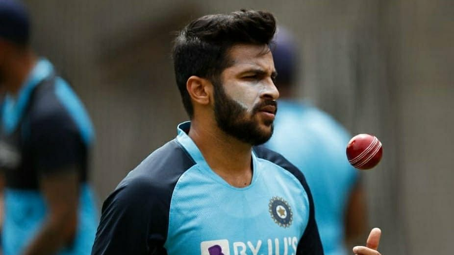 Thakur out of 2nd Test due to hamstring injury