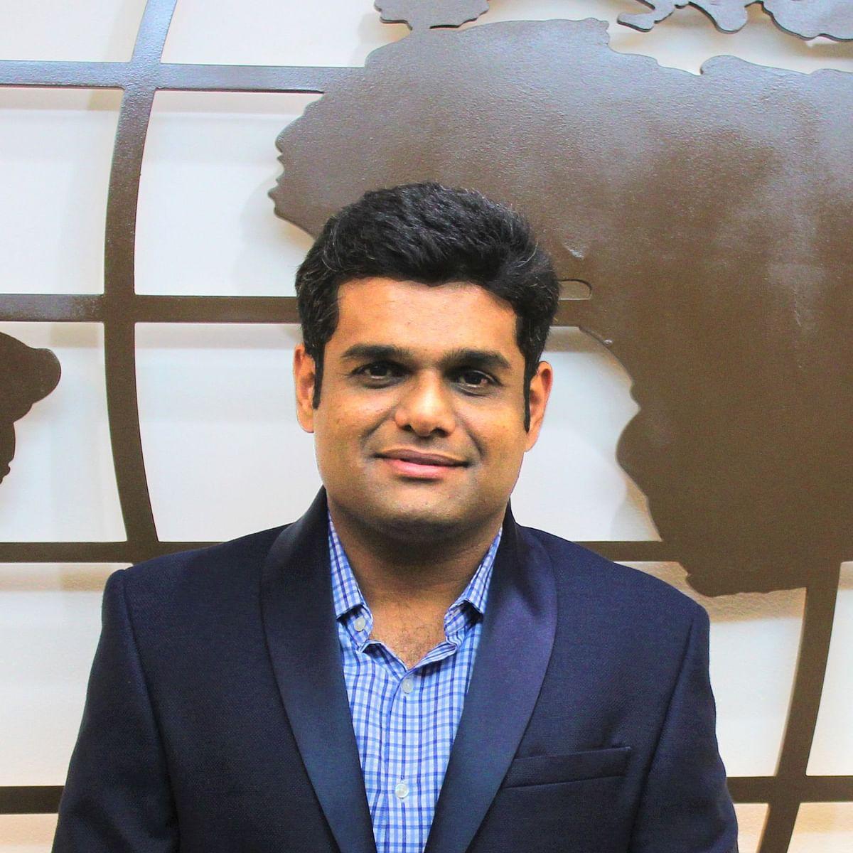 Udit Pathak, CMO & Co-Founder, Bamchik