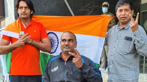 Paralympics: Vinod Kumar claims bronze in discus F52, India's 3rd medal for the day