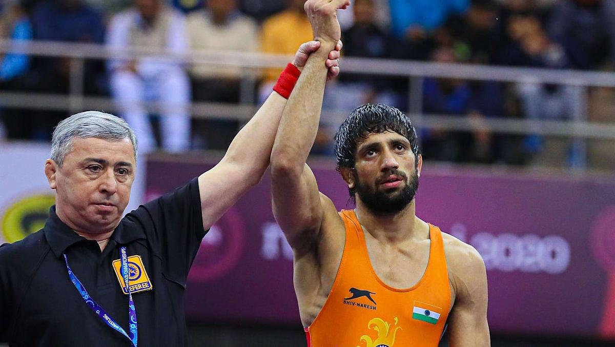 Olympics: Wrestler Ravi Dahiya secures quarter-final spot in 57kg category