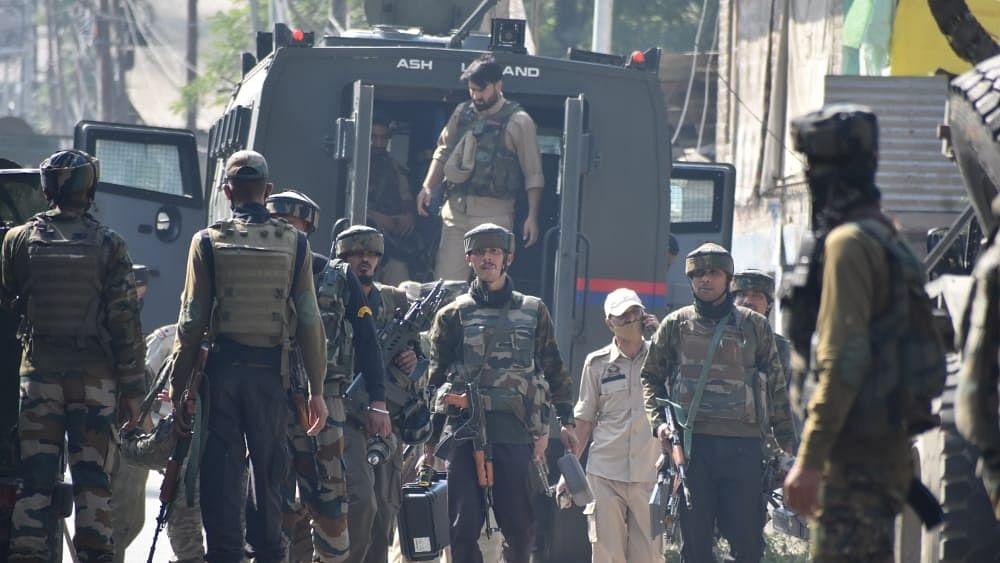 Three JeM terrorists killed in Kashmir encounter