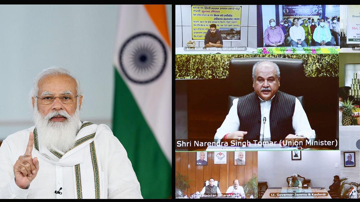 Modi releases 9th instalment of PM-KISAN, Rs. 19,500 crore transferred to 9.75 crore families