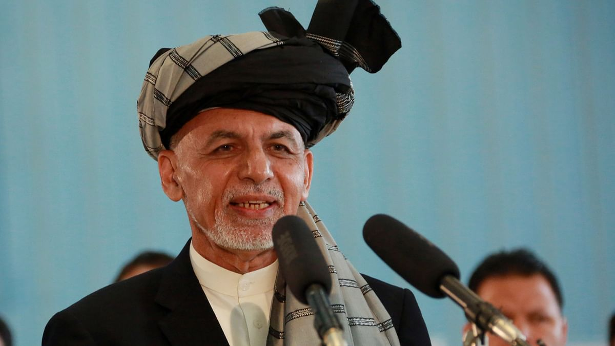 Ashraf Ghani said to be in Oman, may try to go to the US