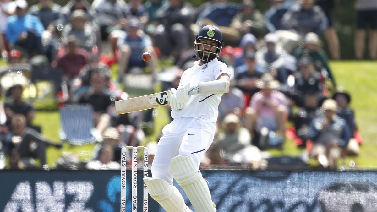 3rd Test: Pujara leads fightback, gives India hope